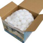 Fiber filter balls (2)
